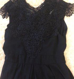 Шикарное платье 🖤