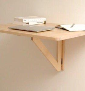 Стол откидной IKEA новый