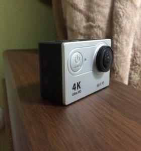 Экшен Камера 4k WiFi+