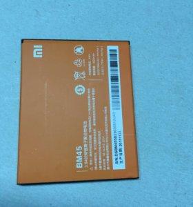 Запчасти на Xiaomi redmi note 2
