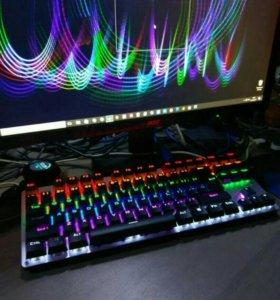 Клавиатура игровая Linbao