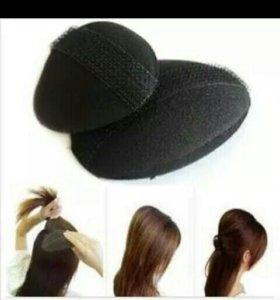 Шишка на волосы