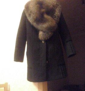 Зимнее пальто.Торг