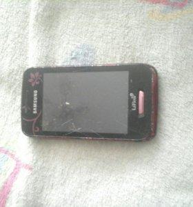 Телефон Samsung рабочий,но экран не работает.