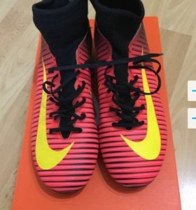 Бутсы Nike Mercurial Superfly V FG JR 831943-870