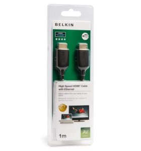 Кабель HDMI - mini HDMI connector Belkin