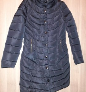 Новое Зимнее пальто куртка