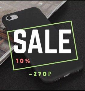 Чехол iPhone 📱6,6s