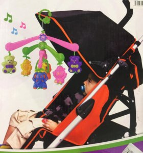 Игрушка музыкальная для коляски