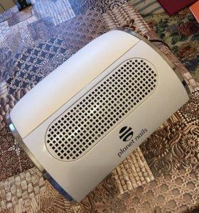 Подставка- пылесос 3 вентилятора
