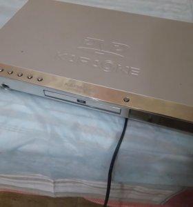 DVD караоке почти не пользованый