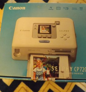 Canon SELPHY CP720