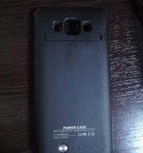 Samsung A7,чехол портатив