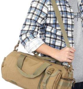 Сумка-рюкзак тактическая