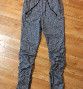 Спортивные штаны (джоггеры) фирма H&m новые с этик
