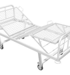 Кровать 3-х секционная, для лежачих больных