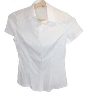 НОВАЯ белая рубашка, блузка