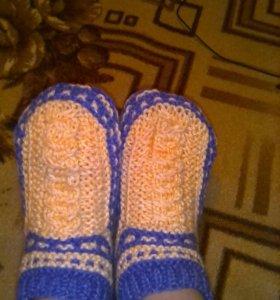 Тапочки носочки