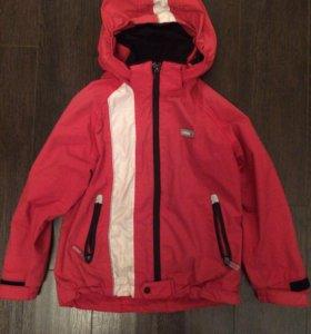 Куртка 116 р Reima