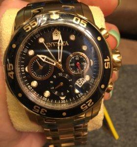 Часы мужские Invicta 0072 новые оригинал