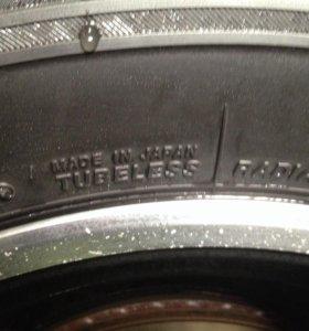 Bridgestone шины.