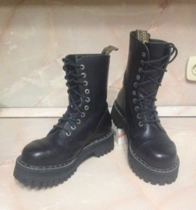 Steel рок обувь