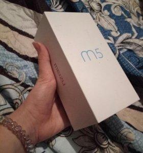 Коробка от телефона MEIZU M5