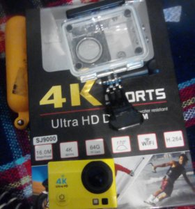 Экшн камера sj9000 sport