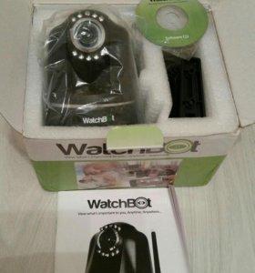 Беспроводная камера видео наблюдения  WatchBot