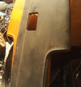 Новые задние крылья ГАЗ-21