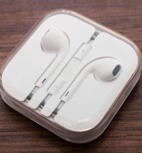 Оригинальные наушники от IPhone6