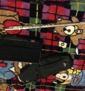 Флейта металлическая