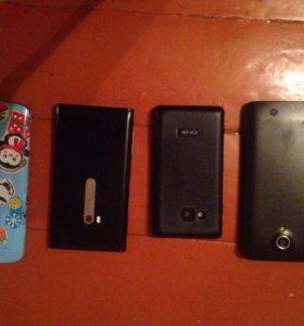 Телефоны на запчасти, 200 за 1 телефон.