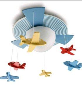 Светильник потолочный для детской комнаты