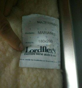 Беспружинный матрас Lordflex Marianas 180 х 200