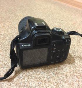 Canon EOS 1100D 18-200мм