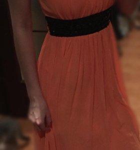 Очень красивое выпускное платье