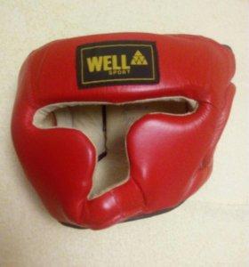Шлем защитный спортивный