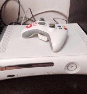Xbox 360 + 11 Дисков