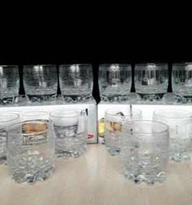 Стаканы для виски/сока