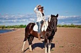 Прогулки и фото на лошади