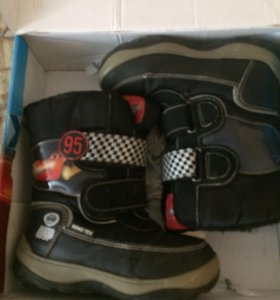 Обувь зима