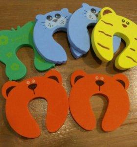 Стопер (накладка на двери) для детей