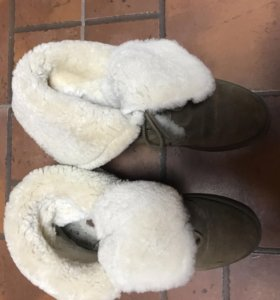 Ботинки зима calipsio 40