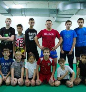 Тренировка универсальные единоборства для детей