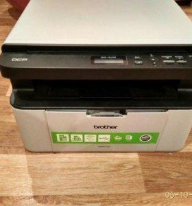 Принтер лазерный чёрно-белый и цветной струйный