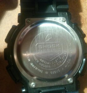 Часы G-shock casio g110