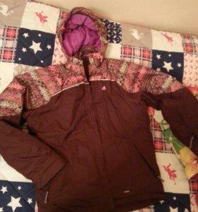 куртка Adidas женская спортивная