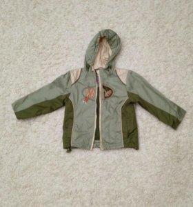 Качественная курточка