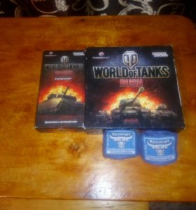 Бинты для бокса и игровые карты World of tanks!